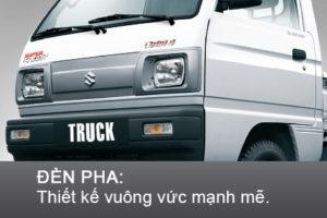 xe tải suzuki 500kg carry truck