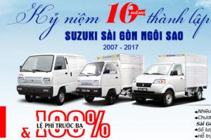 xe tải suzuki carry truck