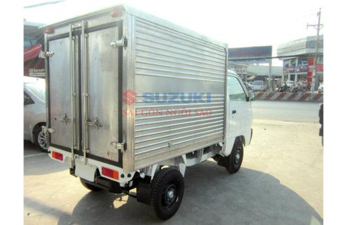 xe tải suzuki thùng kín