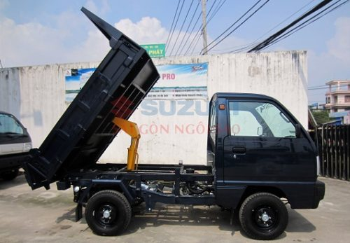xe tải ben suzuki 500kg