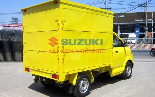 xe tải 750kg thùng cánh dơi