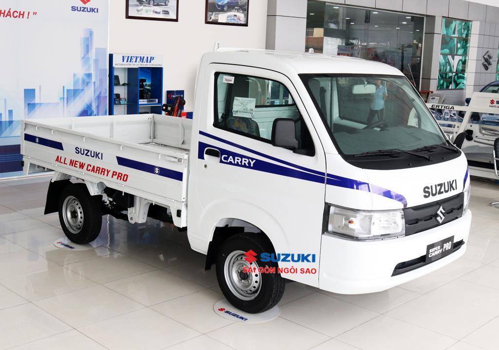 xe tải suzuki carry pro mới 2019