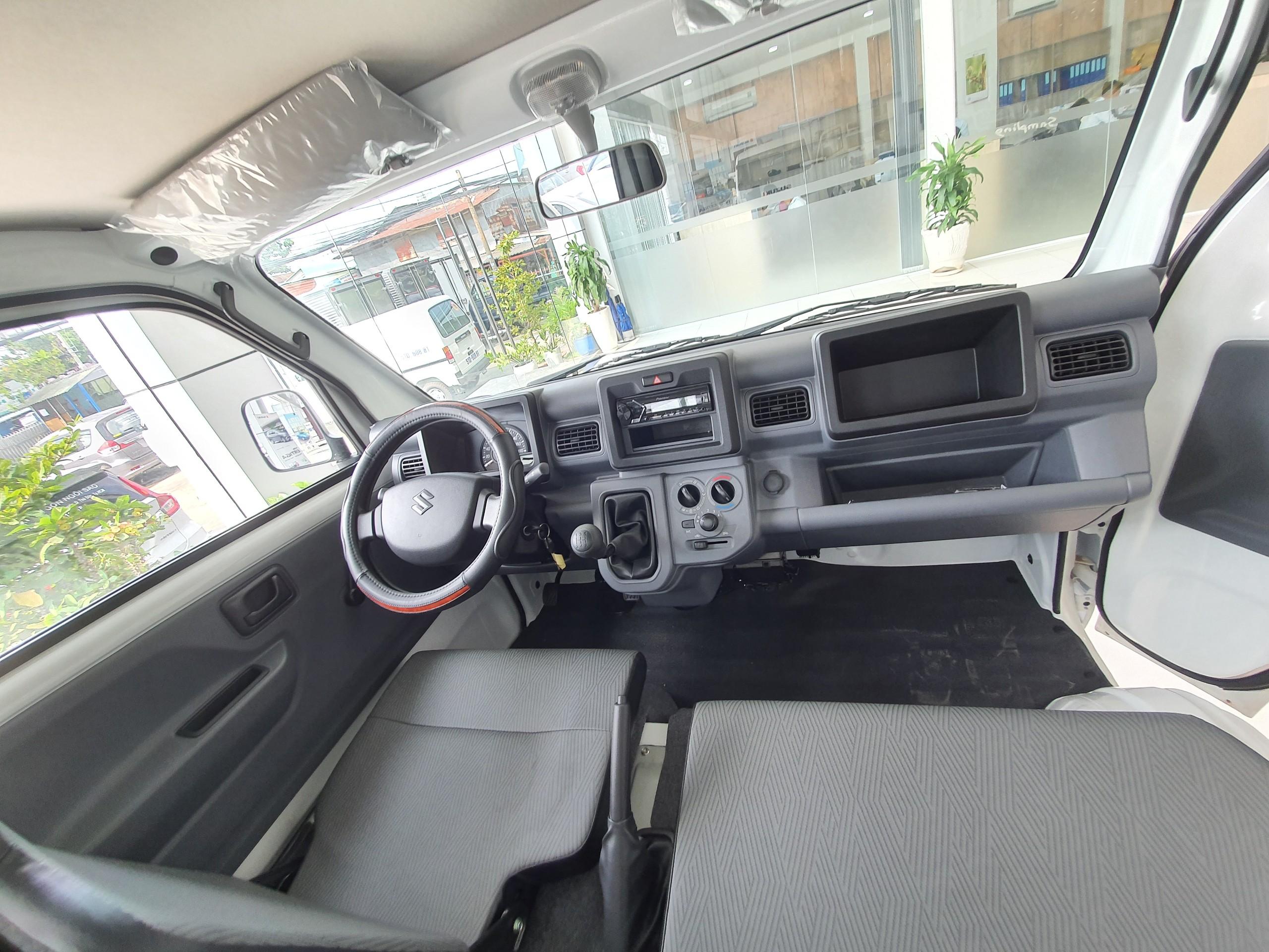 xe tải suzuki carry pro mới 2019 1