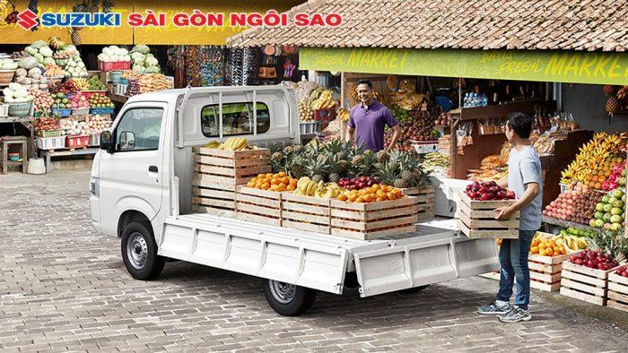 xe tải suzuki carry pro mới 2019 9