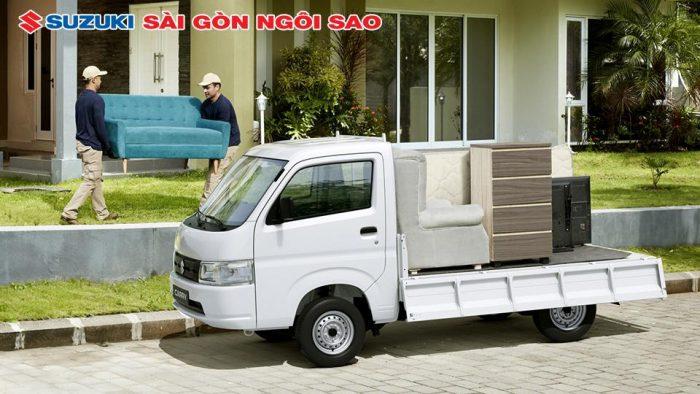 xe tải suzuki carry pro mới 2019 10