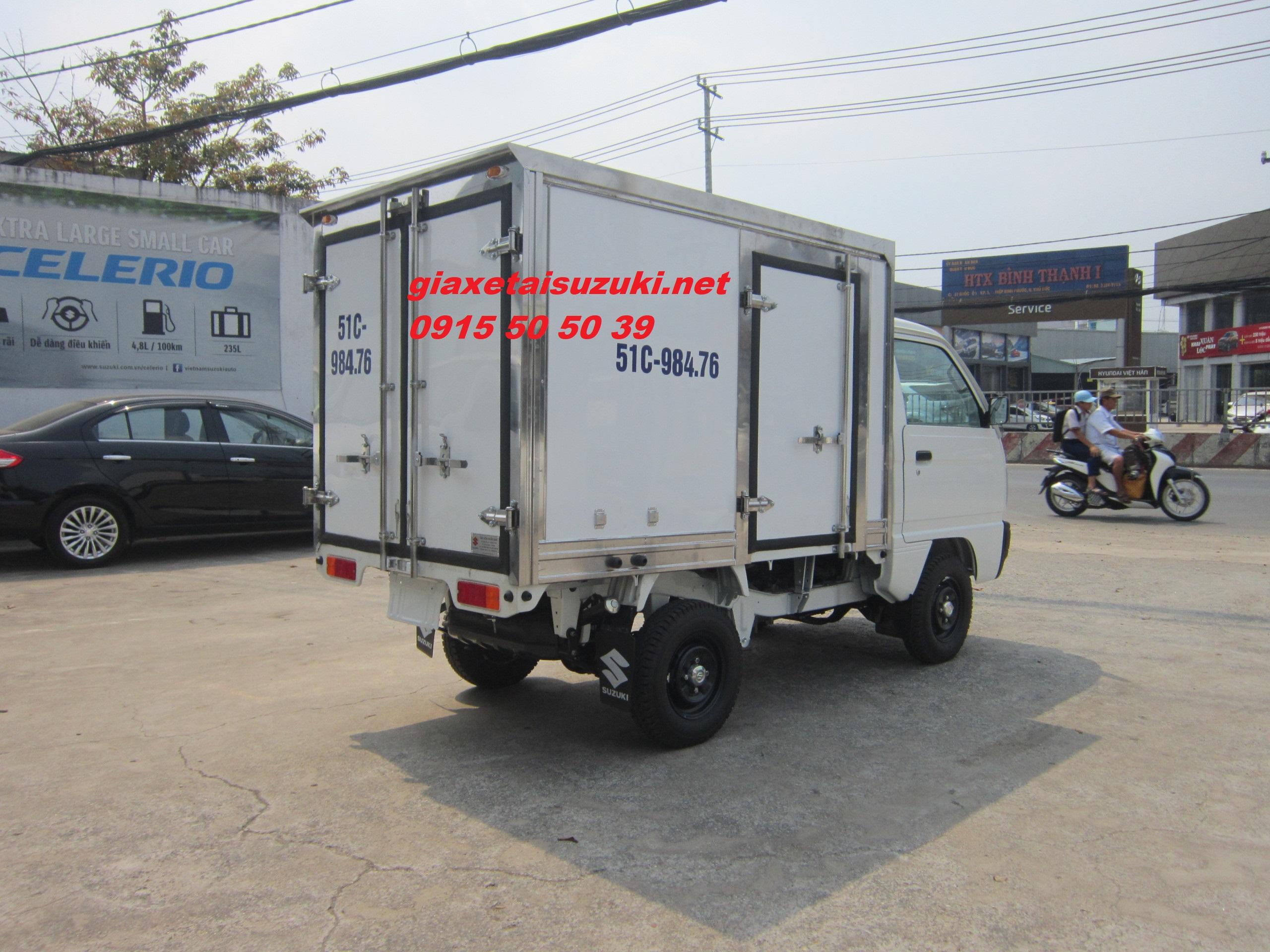 xe tải 500kg composite