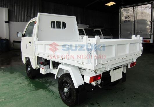 xe tải ben suzuki