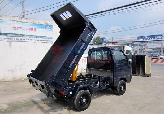 xe tải ben suzuki 3