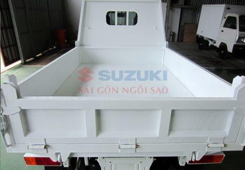 xe tải ben suzuki 6