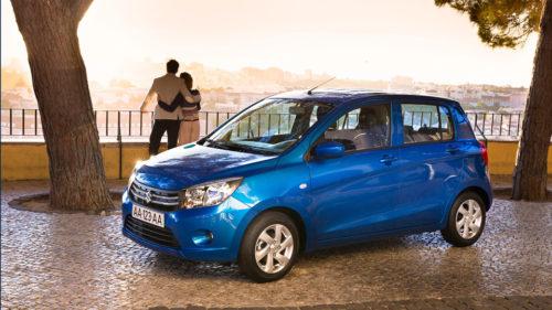 xe du lịch Suzuki Celerio