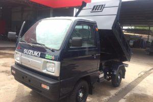 Xe tải Suzuki thùng ben