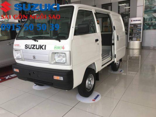 xe tải suzuki blind van 2018