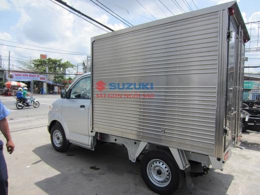 Xe tải nhỏ suzuki 750kg