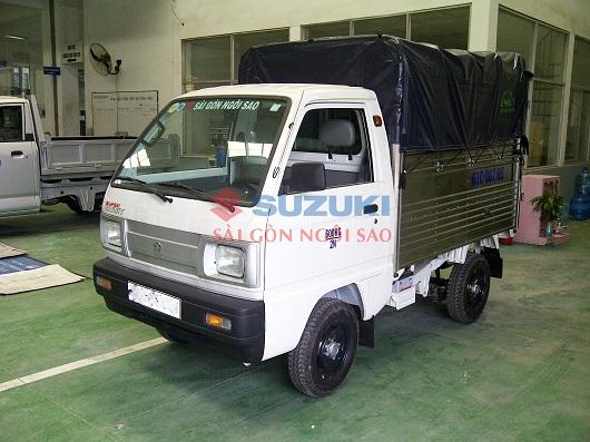 suzuki carry truck thùng mui bạt