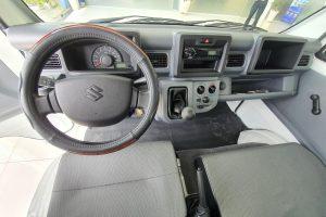 xe tải suzuki 1000kg nội thất