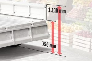 xe tải suzuki 1000kg kich thuoc