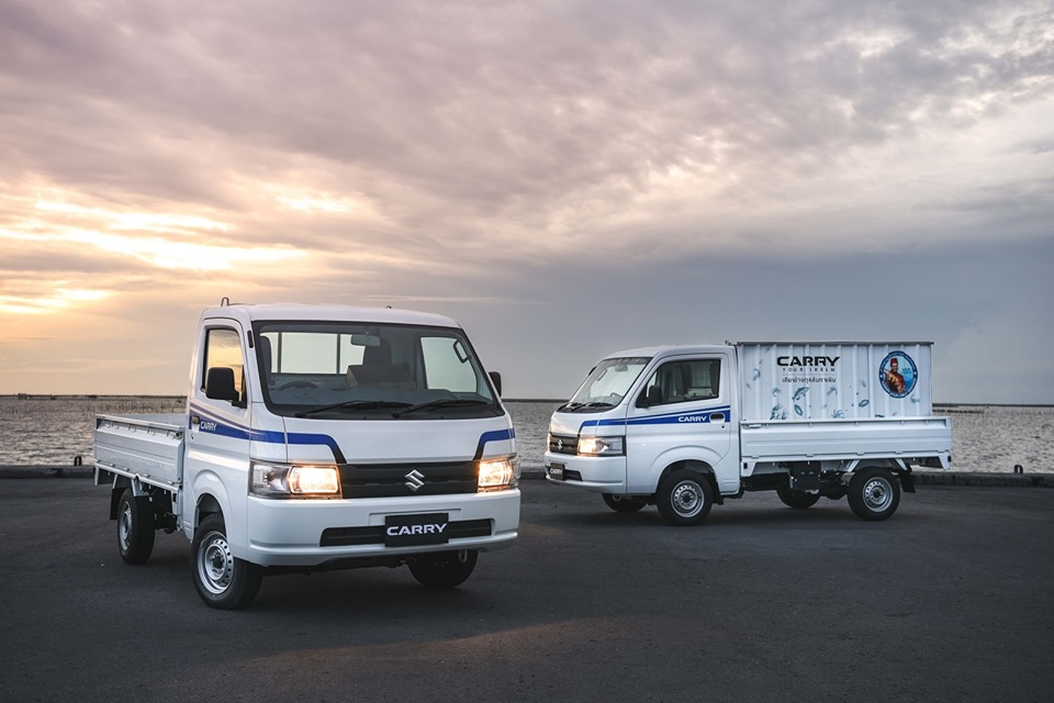 xe tải suzuki 990kg hình ảnh 1