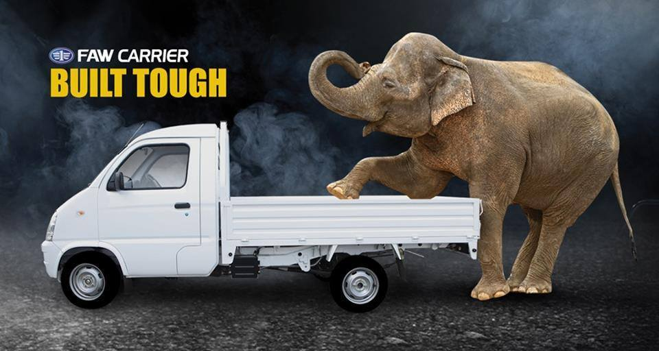 xe tải suzuki 990kg