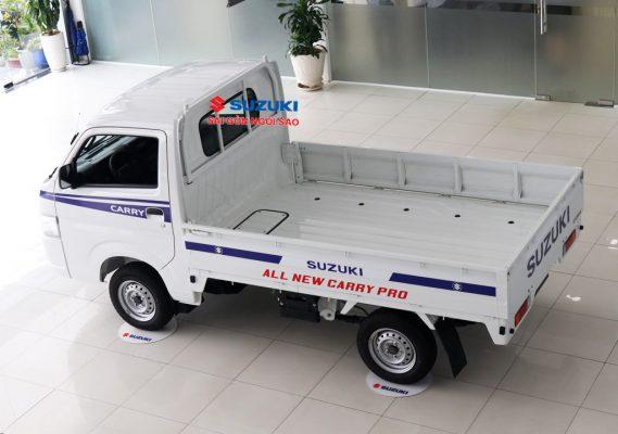 xe tải suzuki khuyến mãi