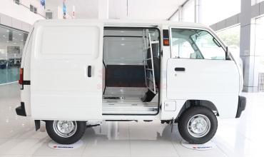 xe tải van suzuki