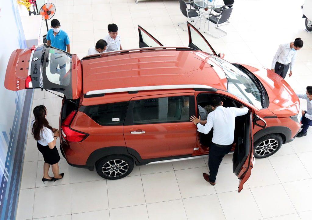 Suzuki XL7 hình ảnh