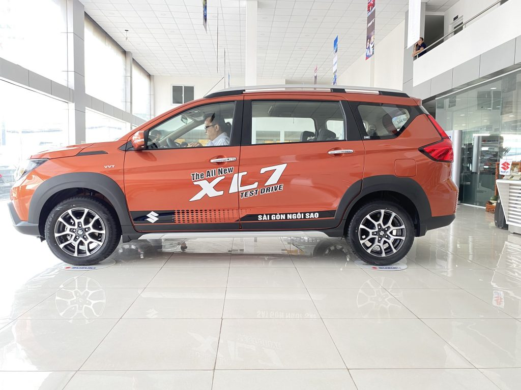 Suzuki XL7 hình ảnh 12