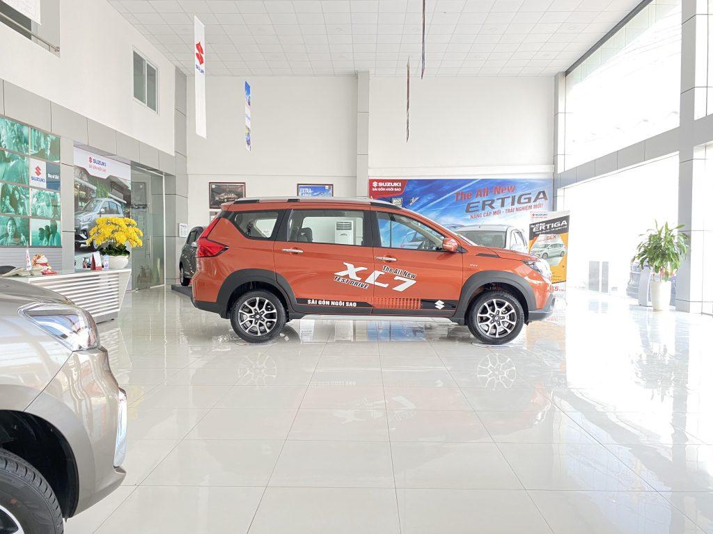 Suzuki XL7 hình ảnh 8