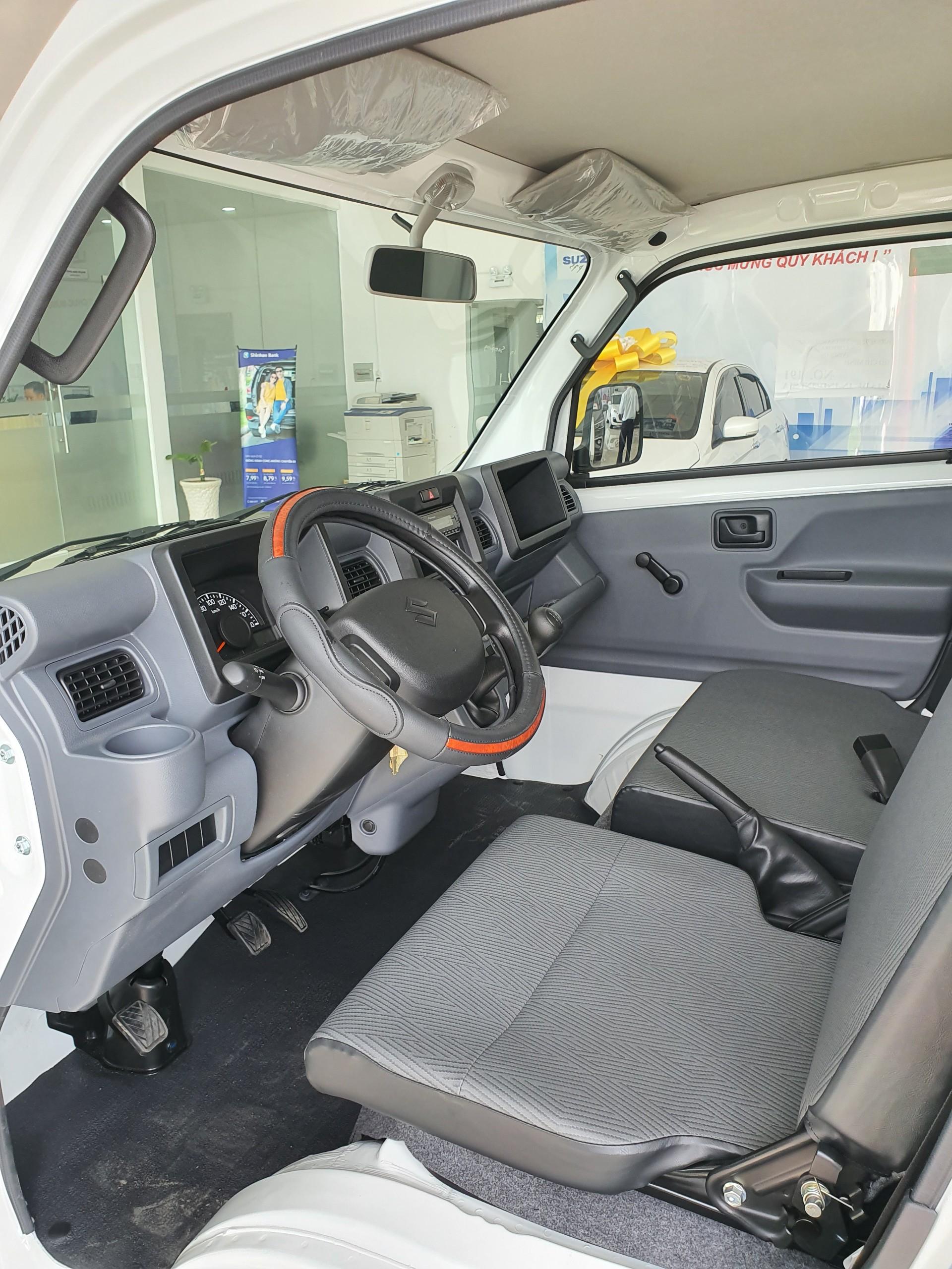 xe tải đông lạnh suzuki