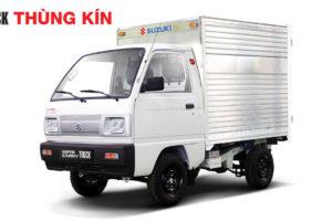 xe tai suzuki thung kin