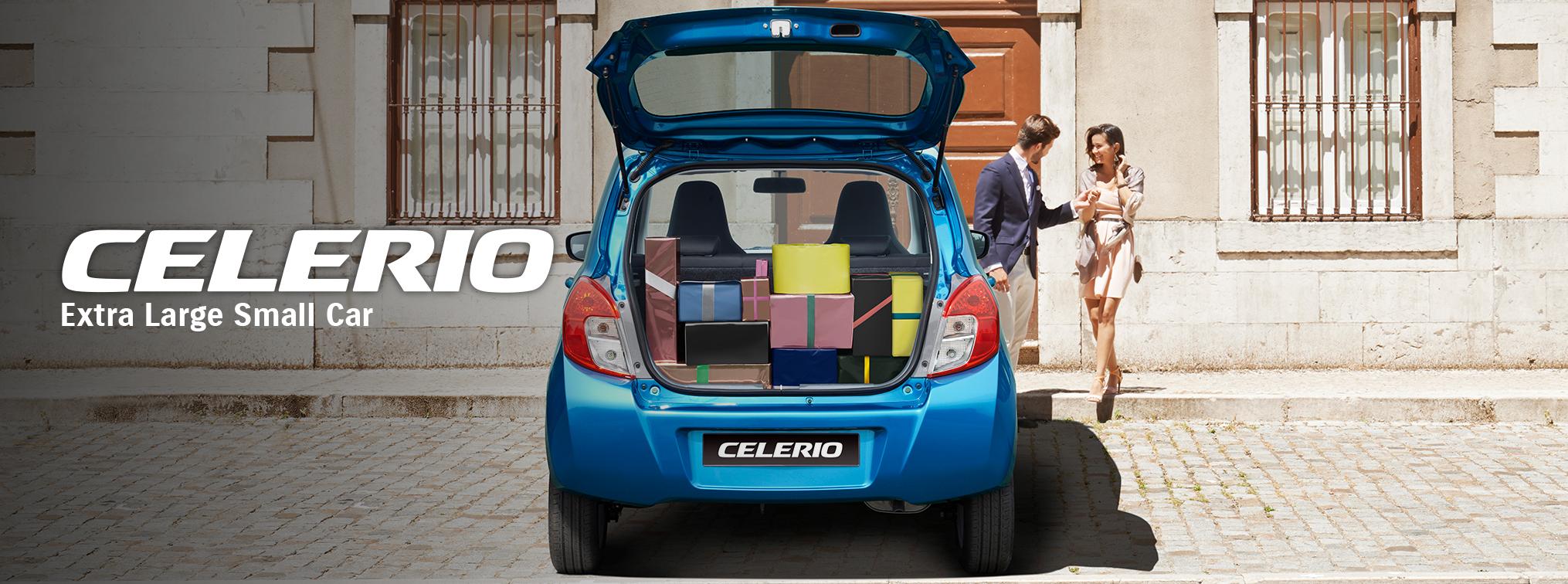 đánh giá xe suzuki celerio 6