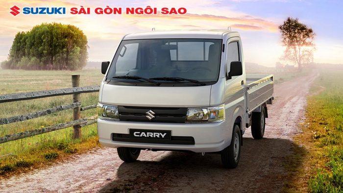 xe tải suzuki carry pro mới 2019 7