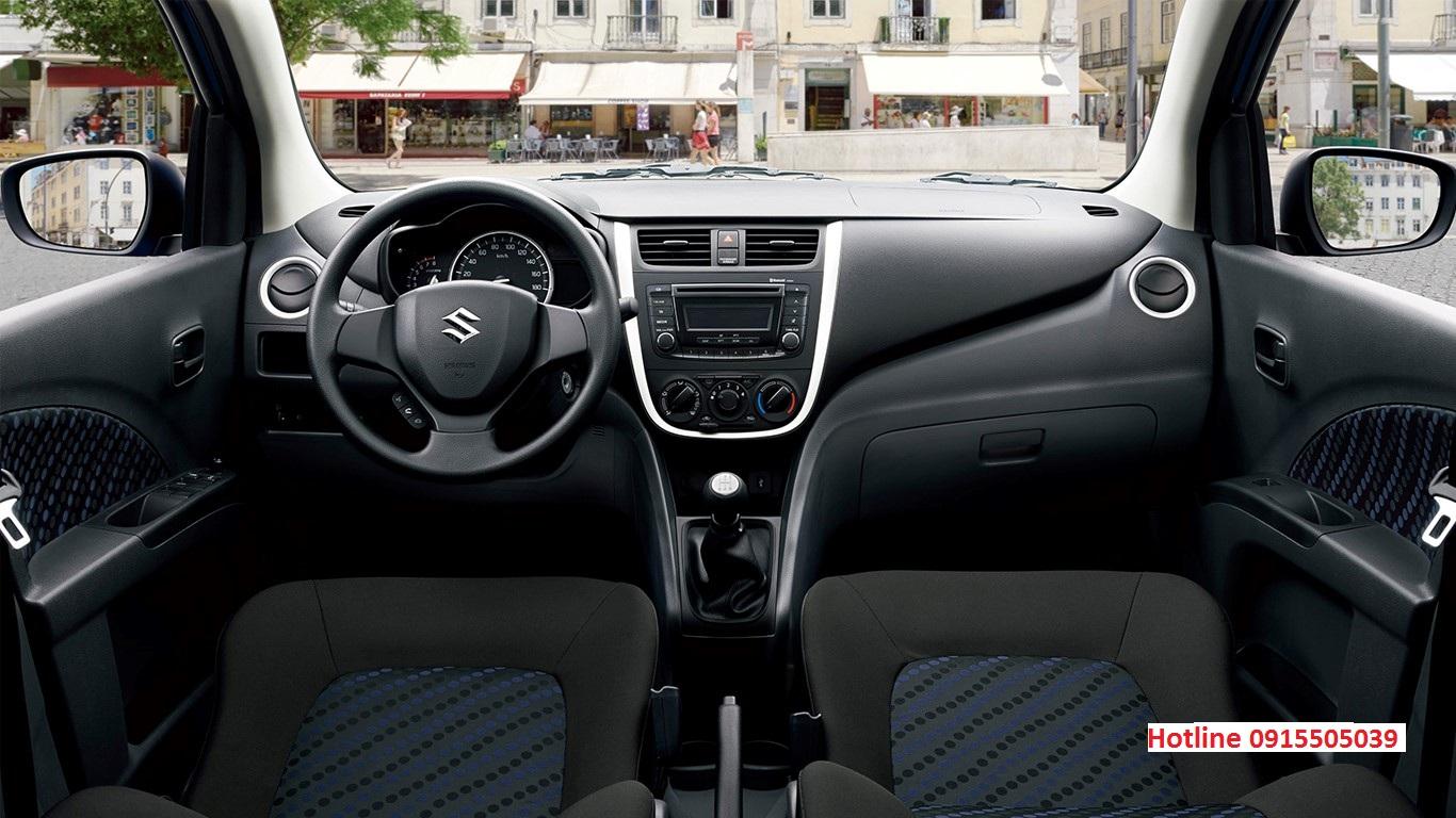 Màn Hình Suzuki Celerio