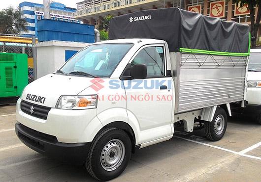 Suzuki Carry Pro thùng dài