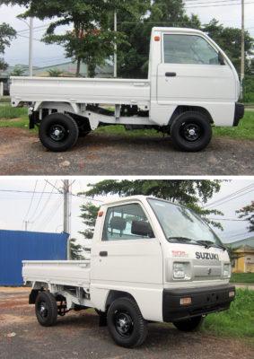 xe tải 500kg Suzuki