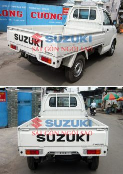 Xe tải Suzuki 750kg Carry Pro