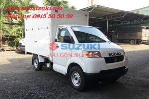 xe tải Suzuki Pro thùng cánh dơi