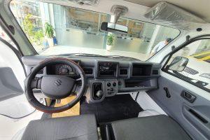 xe tải suzuki 990kg nội thất 1