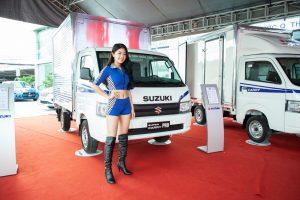 giá xe tải suzuki 1 tấn