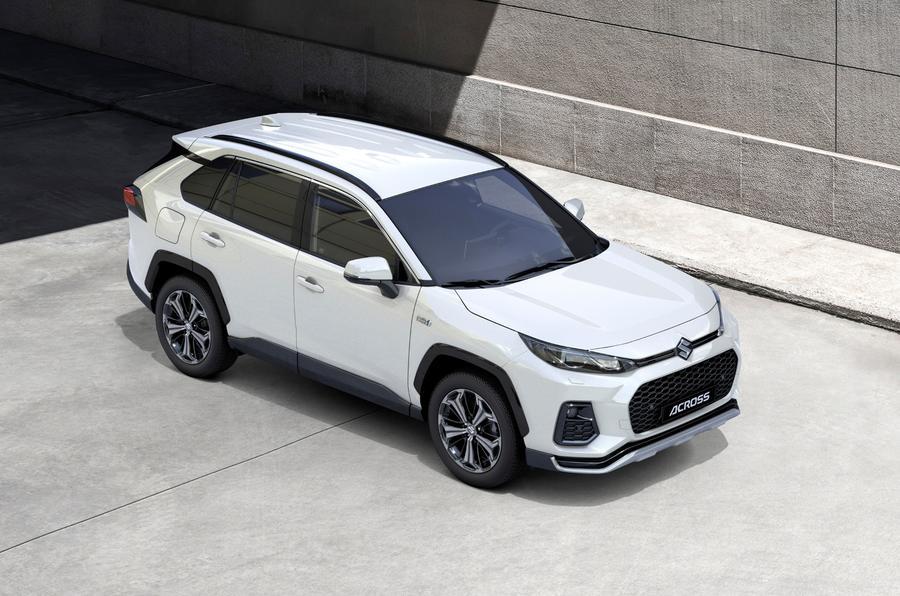 Suzuki Across 1
