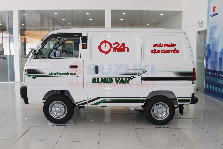 xe tải suzuki van