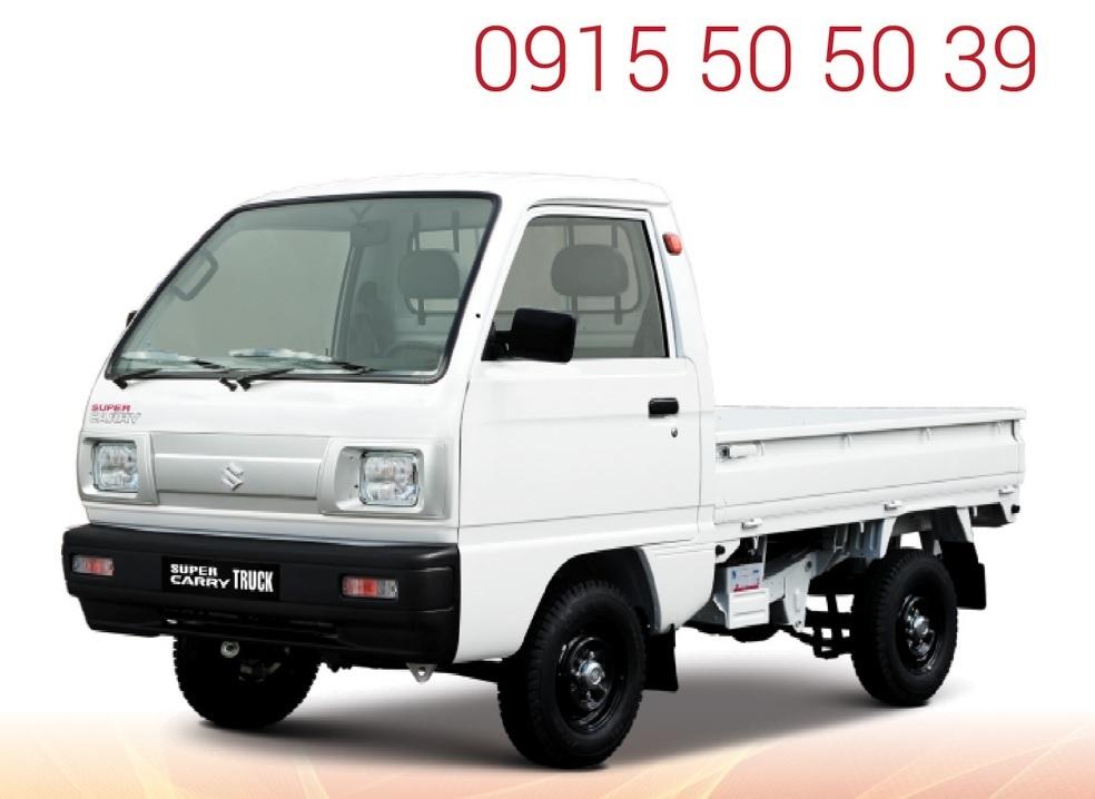 giá xe tải suzuki carry truck thùng lững