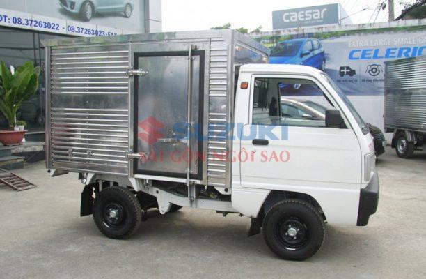 giá xe tải suzuki carry truck thùng kín