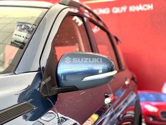 suzuki xl7 màu xanh